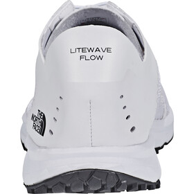 The North Face Litewave Flow Lace Shoes Herren tnf white/tnf white